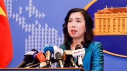 Việt Nam lên tiếng việc Tổng thống Trump phát biểu về thương mại