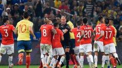 VAR cứu 2 lần, Colombia vẫn gục ngã trước Chile ở tứ kết Copa America