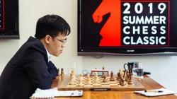 Kỳ thủ Lê Quang Liêm nói gì sau khi vô địch trên đất Mỹ?