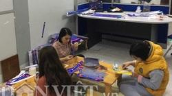 Trẻ tự kỷ tự tay làm quà tặng y bác sĩ chống dịch Covid-19