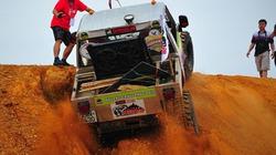 Vietnam Offroad Cup 2012 và những đường đua nghẹt thở