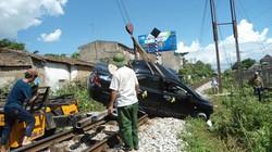 Nửa năm,120 người tử vong vì tai nạn đường sắt