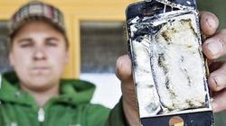 iPhone 4S phát nổ ngay trong túi quần