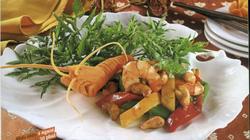 Cuối tuần vào bếp với những món ăn tuyệt ngon từ hạt