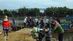 Hàng nghìn hộ dân mơ có cây cầu bắc qua sông
