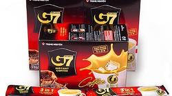 G7 dẫn đầu thị trường cà phê hòa tan Việt Nam