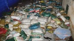 Bắt gần 1,4 tấn mỡ thối đang đưa về TP.HCM