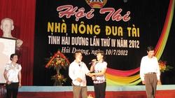 Hải Dương: Nông dân trổ tài  xây dựng nông thôn mới