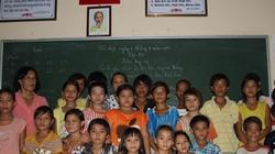 Đem chữ đến trẻ nghèo