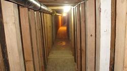 Phát hiện 2 đường hầm kiên cố vận chuyển ma túy