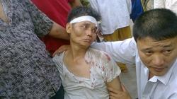 Hàng chục côn đồ truy đuổi, hành hung nông dân ở Văn Giang