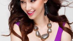 """Hot girl Quỳnh Chi: Mang bầu vẫn """"ham hố"""" bikini"""