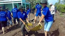 TP. HCM: Chiến sĩ Mùa hè xanh xây dựng nông thôn mới