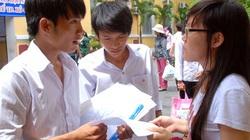 Đáp án chính thức các môn đợt thi CĐ 2012 của Bộ GD - ĐT