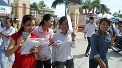 CĐ 2012: Đề thi lại đề cập  vấn đề biển, đảo