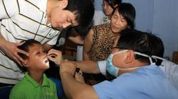 Thừa Thiên - Huế: Phẫu thuật miễn phí cho trẻ em bị dị tật