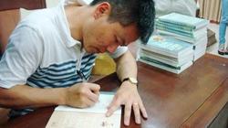 Nô nức xếp hàng đợi GS Ngô Bảo Châu ký tặng sách