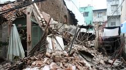 Sập nhà giữa TP.HCM, cụ bà 90 tuổi hút chết