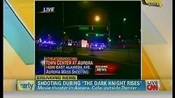 Mỹ: Xả súng ở rạp chiếu phim, hàng chục người chết và bị thương