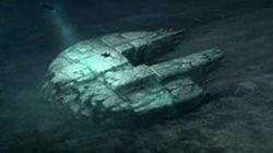 Phát hiện vật thể bay bí hiểm dưới biển Baltic
