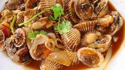 6 món ăn từ ngao sò cho quý ông thêm mạnh mẽ