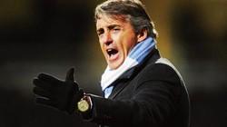 """Mancini """"cáu tiết"""" với lãnh đạo Man City"""
