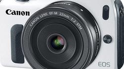 Máy ảnh không gương đầu tiên của Canon