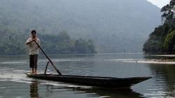 Thuyền độc mộc trên sông Pô Kô: Chỉ còn là hoài niệm