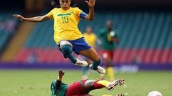 Marta dẫn dắt Brazil thắng trận ra quân