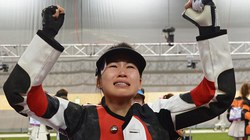 Trung Quốc giành HCV đầu tiên tại Olympic 2012