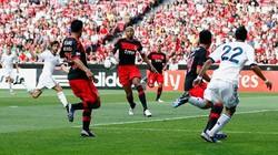 Real thảm bại 2-5 trước Benfica