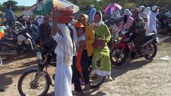 Người Chăm vui Tết Ramưwan