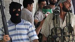 Nỗ lực ngăn  nội chiến ở Syria