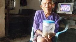 Nghệ An: Cụ bà 101 tuổi cứ ăn thịt cá là... khó tiêu