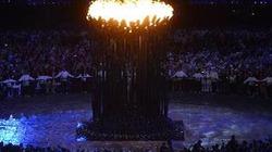 Đài lửa Olympic London bị tắt ngay sau lễ khai mạc