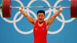 """Triều Tiên tiếp tục """"hái vàng"""" ở môn cử tạ"""