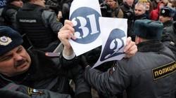 Nga bắt giữ nhiều nhân vật chống đối