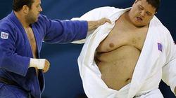 Choáng với VĐV nặng hơn 200kg tại Olympic