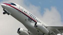Máy bay Sukhoi Superjet-100 lại bị sự cố