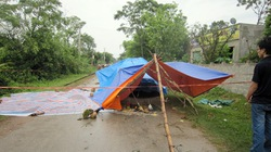 Nghệ An: Một tài xế bị cắt cổ trong đêm tối