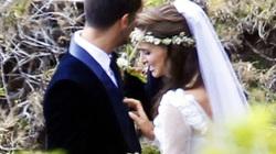 """Hé lộ ảnh cưới của """"thiên nga đen"""" Portman"""