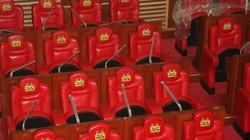 Chơi sang, quốc hội Kenya sắm ghế 3000 USD