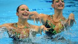 Những VĐV đẹp như nàng tiên cá ở Olympic