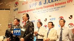 VPF hợp tác  với J.League