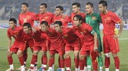 """Việt Nam """"rơi tự do"""" trên BXH FIFA"""