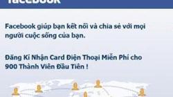 """Cảnh giác chiêu """"bẩn"""" chiếm tài khoản Facebook"""