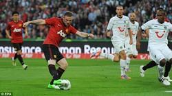 M.U ngược dòng đánh bại Hannover 4-3