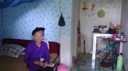 Bị phá nhà, vợ liệt sĩ 81 tuổi phải đi thuê trọ