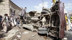 Afghanistan ngăn chặn hàng loạt  vụ tấn công Kabul