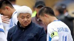 Bầu Kiên dọa phạt mỗi cầu thủ Hà Nội 500 triệu đồng